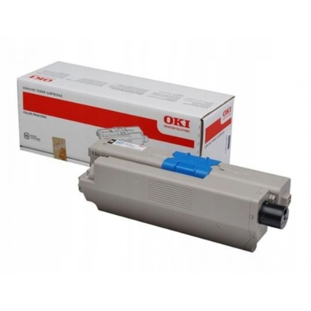 Oki toner do c301dn/ c321dn black 2,2k